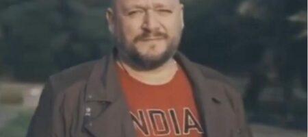 Михаил Добкин примерил образ байкера и записал предвыборный ролик