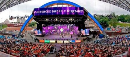 Кароль на сцене с Газмановым: украинские звезды споют с запрещенными СБУ артистами