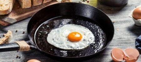 Тоже наука: как правильно жарить яйца