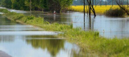 В реках Волыни ожидается повышение уровней воды