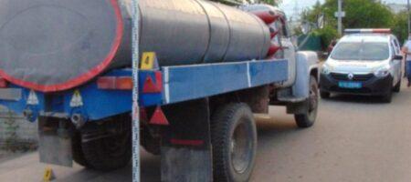 В Житомире под колесами грузовика погиб 5-летний ребенок
