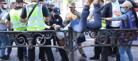 В Киев стягивают силовиков: ситуация с протестом выходит из-под контроля