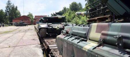 «Врагу будет несладко»: ВСУ получили на баланс мощные модернизированные танки