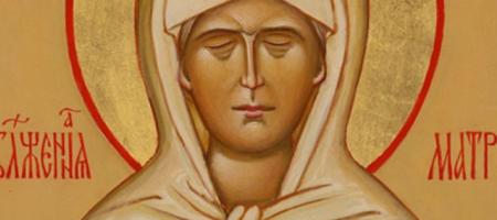 Мощная молитва святой Матроне о помощи в финансах