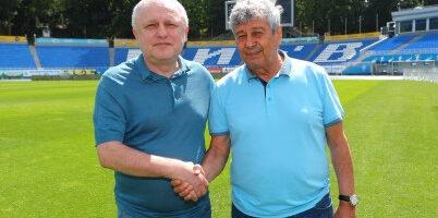 ОФИЦИАЛЬНО Мирча Луческу — новый главный тренер Динамо
