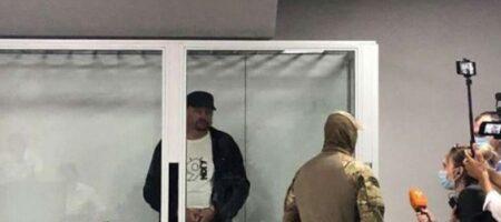 Луцкий террорист Кривош пообещал устроить еще одно шоу
