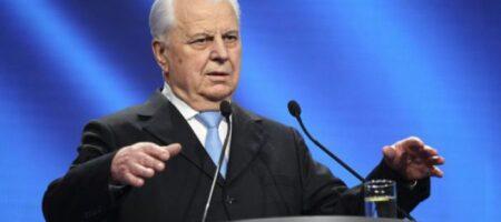 Кравчук нашел несколько путей для достижения мира на Донбассе