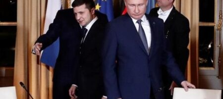 Путин потребовал капитуляции от Зеленского