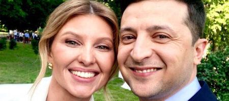 Зеленского заподозрили в разрыве отношений с Первой леди Украины