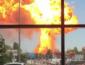 ЧП в Волгограде: адское пламя на АЗС видно было за несколько километров (ВИДЕО)