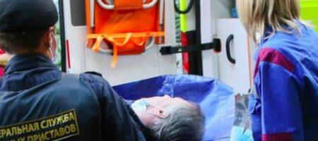 Медики подтвердили инсульт у актера Ефремова