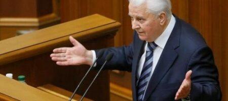 Кравчук придумал, как быть с русским языком на Донбассе