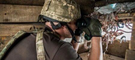Боевики разбушевались: в зоне ООС слышны гранатометные залпы