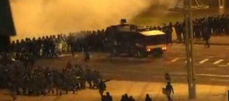 В Минске произошли мощные взрывы
