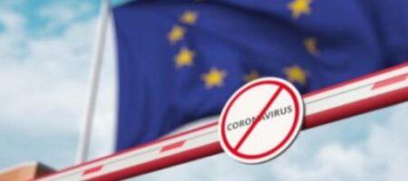 Украина не попала в список стран, с которыми Евросоюз откроет границы