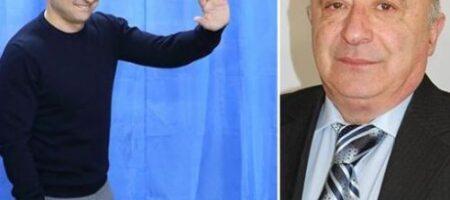 Зеленский решил наградить отца пожизненной стипендией за счет народа Украины
