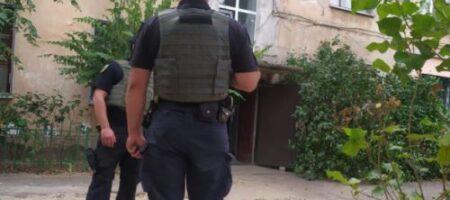 Задержан мужчина за попытку взорвать жилой дом