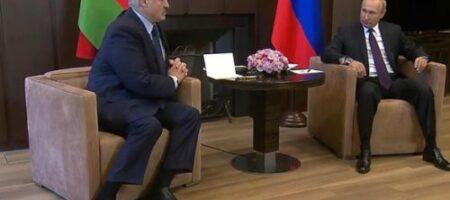 Путин подкупил Лукашенко? Стало известно, чем завершились переговоры лидеров РФ и Беларуси
