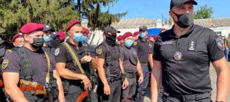 Страсти по хасидам: в Умань прибыл отряд полицейских из 20 областей