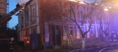 Страшный пожар в Харькове: в жилом доме сгорели заживо два человека
