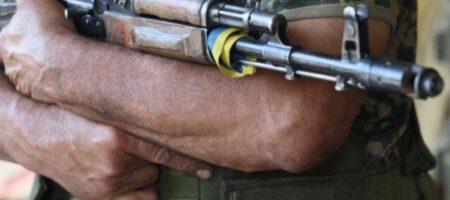 Боевики опять игнорируют перемирие: в результате обстрела ранен военный ВСУ