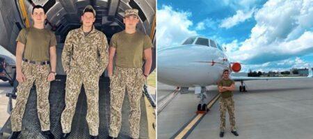 Совсем еще дети: появились фото курсантов, погибших при падении самолета в Чугуеве