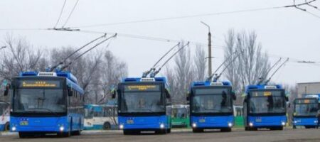 На Донбассе могут запустить троллейбусную линию протяженностью 48 километров