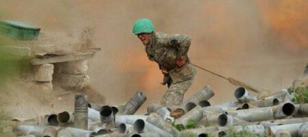 В Карабахе по всему фронту идут бои с диверсионными группами Азербайджана