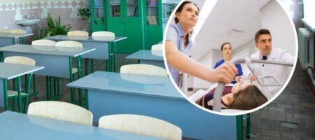 Под Винницей девочка неожиданно умерла в школе: резко заболела голова