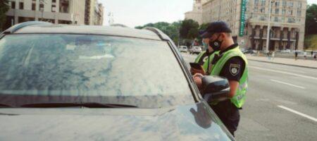 Полиция получит еще причину для остановки авто – законопроект уже в Раде