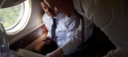 Пандемия не главное - в президентском самолете улучшат спутниковую связь за 32 млн
