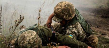 Хомчак рассказал, сколько военных ВСУ погибло за время перемирия на Донбассе