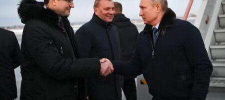 Песков объяснил, почему Путин в Сарове не надевал маску и здоровался за руку