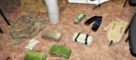Бойцы ВСУ вступили в бой с вражеской ДРГ и захватили трофеи