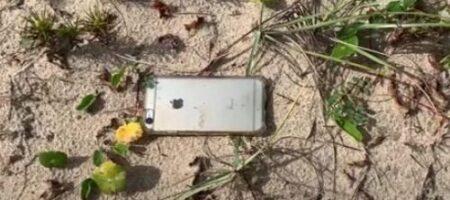 Пассажир выронил смартфон из самолета, теперь у хозяина есть очень эффектные кадры (ВИДЕО)