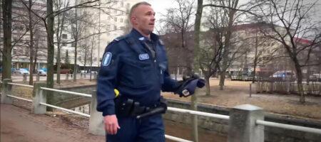 Полицейский из Финляндии, исполнил легендарную песню: побил рекорды на YouTube