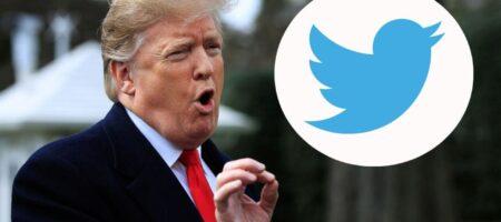 Twitter начал добавлять к постам Трампа примечание о победе Байдена