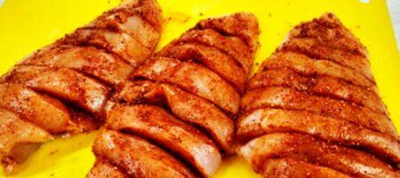 Готовим праздничную куриную грудку без заморочек. Вкусно и оригинально!
