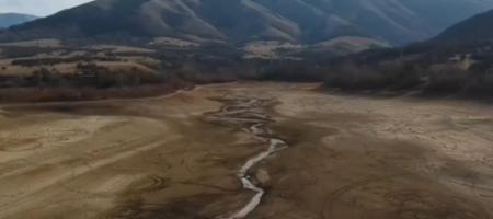 Симферополь остался без воды: Аянское водохранилище полностью пересохло