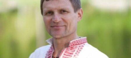 Олег Скрипка голышом полез в прорубь (ВИДЕО)