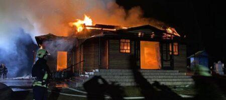 Пожары за сутки убили в Украине 17 человек