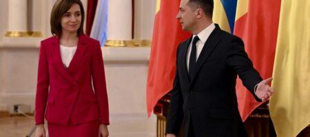 """""""Мені дуже приємно!"""" президент Молдовы внезапно заговорила на украинском языке"""