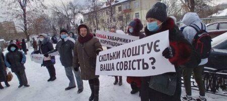 """Тарифный бунт"" перекрыл дорогу под Киевом"