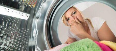 Эти способы помогут избавиться от неприятного запаха из стиралки