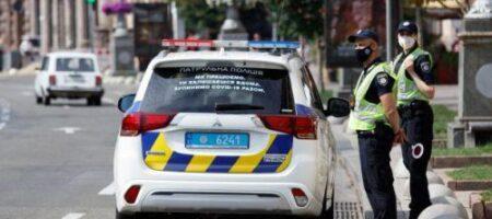В Киеве наглый парень швырнул в лицо патрульному тарелку со сливками (ВИДЕО)