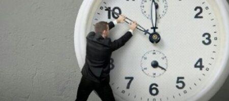 Перевод часов в Украине: как без интернета узнать точное время