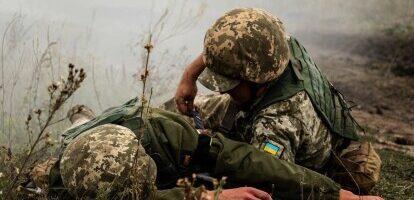 Стало известно имя бойца, погибшего в Луганской области (ФОТО)