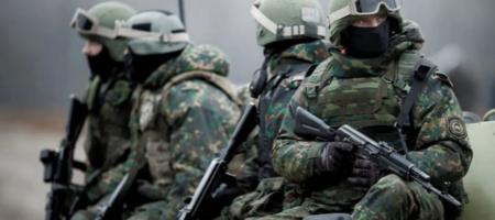Российский спецназ ночью пытался захватить ракетную батарею в Херсонской области в 2014 году, - Муженко