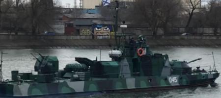 РФ отправила в Черное море 15 военных кораблей