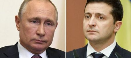 Названы темы, которые Зеленский хочет обсудить при встрече с Путиным